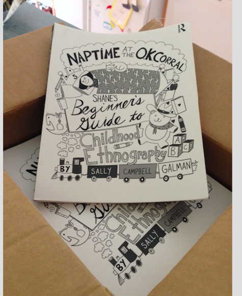 Come to the NAPTIME Book Launch on October 10th at Amherst Books