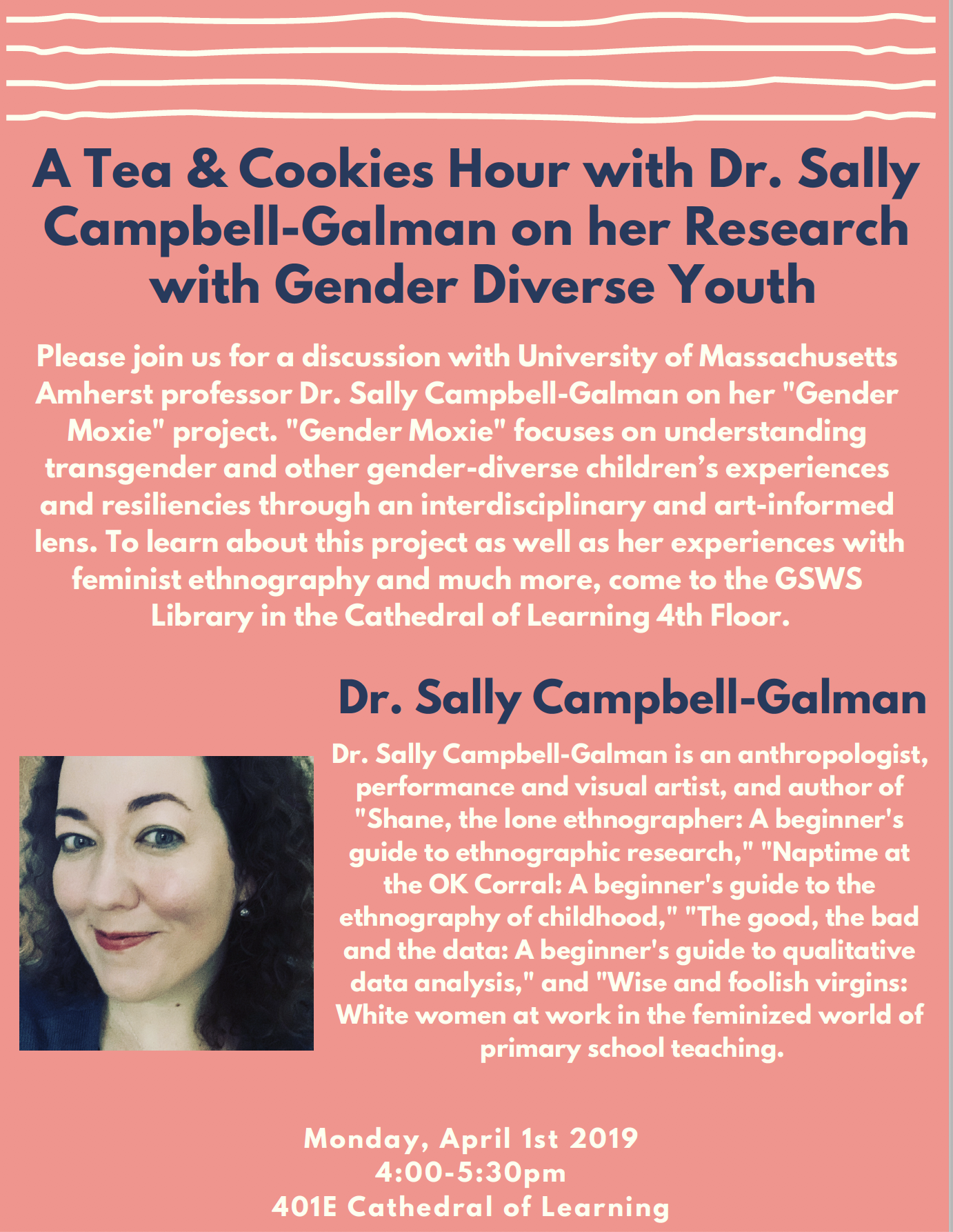 Cookies and Tea and Gender Diversity in Pittsburgh