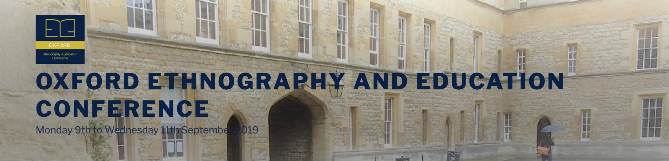 Comics and Ethnography at Oxford