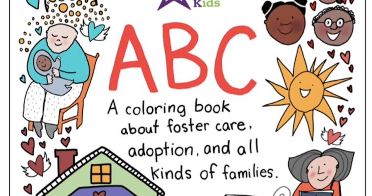 Coloring Books for All Our Kids